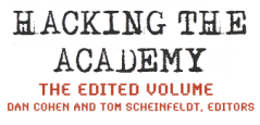 Hacking the Academy Logo