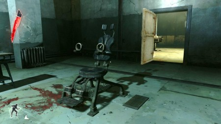 Interrogation Chair in Dishonored
