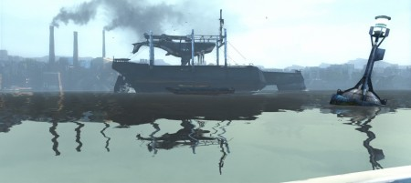 Opening Whale Scene from Dishonored